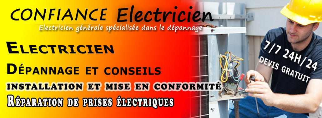 Electricien Paris 20 | Cedric les bâtiments Paris 20 01.44.10.88.70